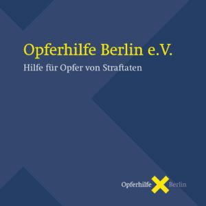 Opferhilfe Berlin e. V. in Einfacher Sprache