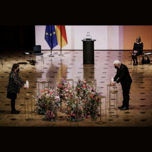 Gedenk-Rede des Bundespräsidenten – Version in Leichter Sprache