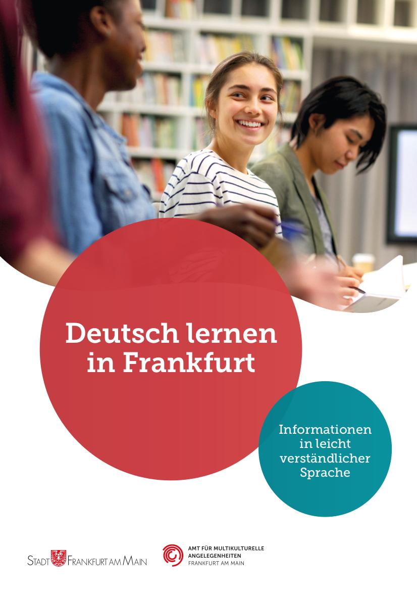AmkA_Deutsch lernen in Frankfurt_Titel